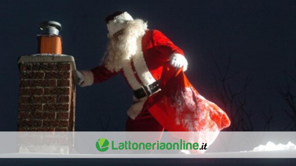 Leggenda di Babbo Natale e l'importanza della lattoneria