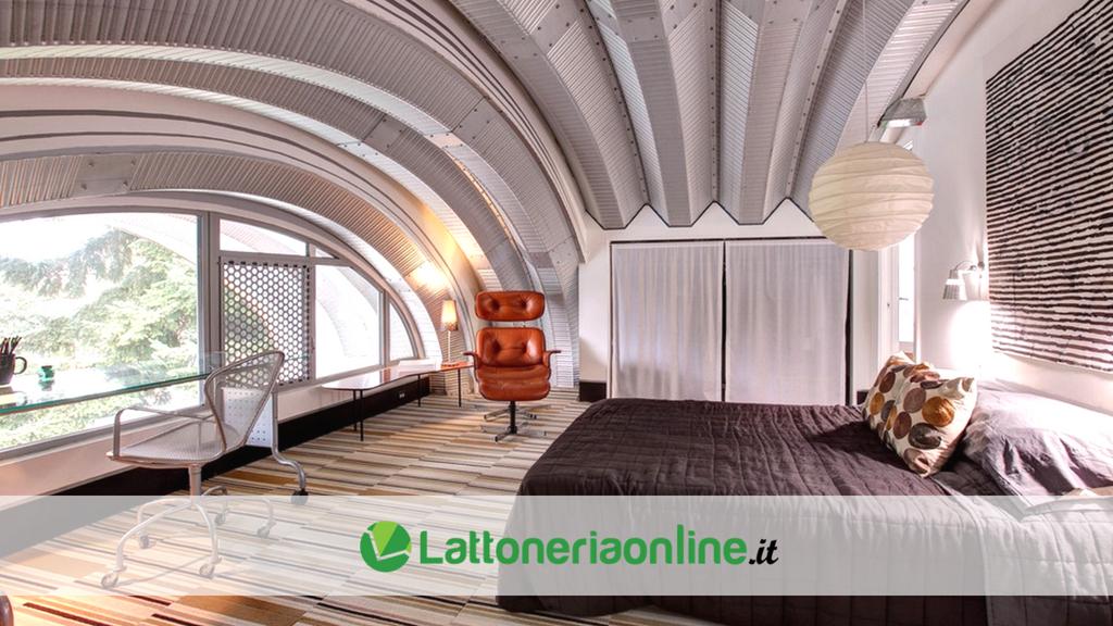 Lattoneria edile e design: connubio felice