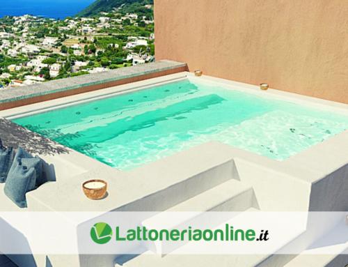 Realizzare piscina su terrazzo: consigli utili