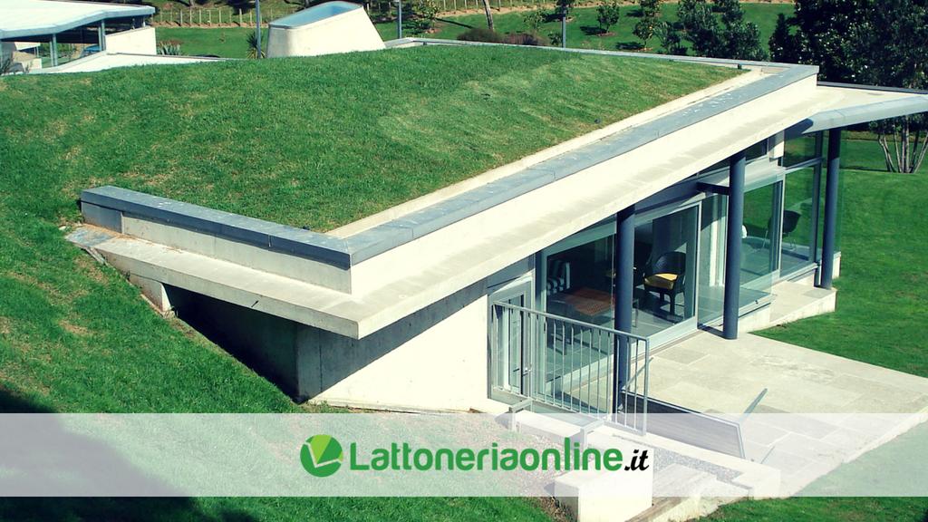 Tetto verde: una copertura differente per la casa